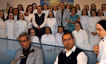 Incontro con i presidenti dell'Associazione Laicale Sacro Costato